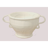 Clara Urn In Antique White