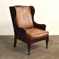 Dalston Leather Chair