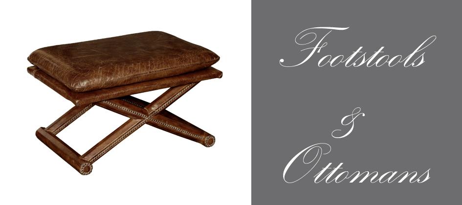 Genial Footstools U0026 Ottomans